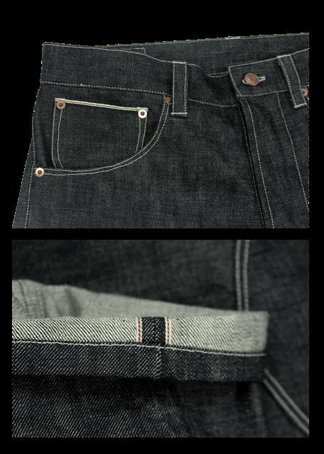 fatboy clothing company long john blog spring summer 2016 denim jeans blue rigid raw unwashed blue indigo france japan fabrics selvage selvedge (5)