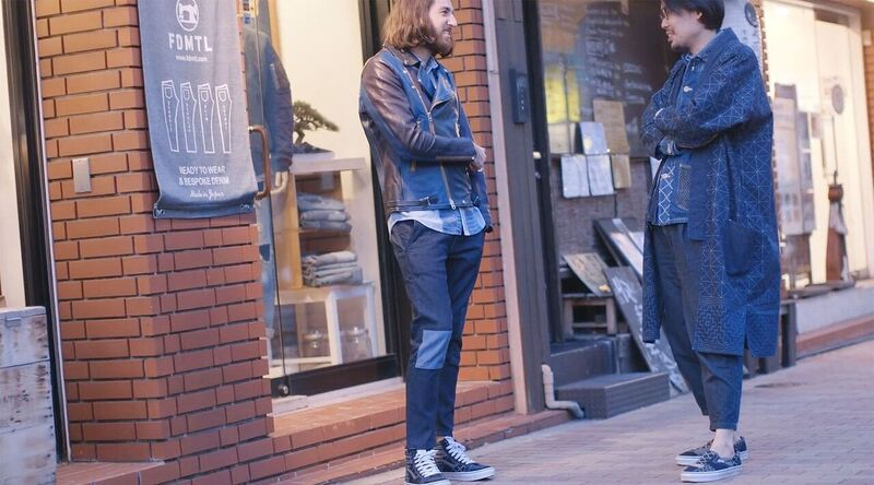 heddels-long-john-blog-fdmtl-japan-cloting-indigo-boro-sashiko-authentic-collab-film-movie-video-2017-rawr-denim-jeans-selvage-selvedge-2