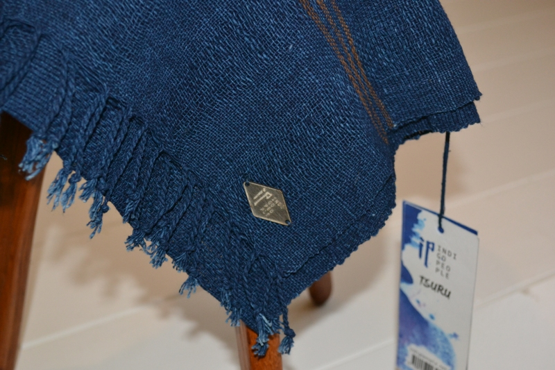 indigo people scarfs long john blog blue denim holland handwoven hand made natural indigo blue sjaal handgemaakt tsuru 2014 xmas gift (20)