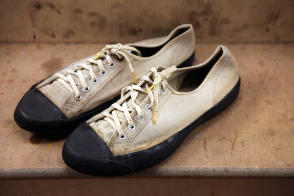 Rare Vintage 'Jack Purcell' Shoes From 1940 - Long John