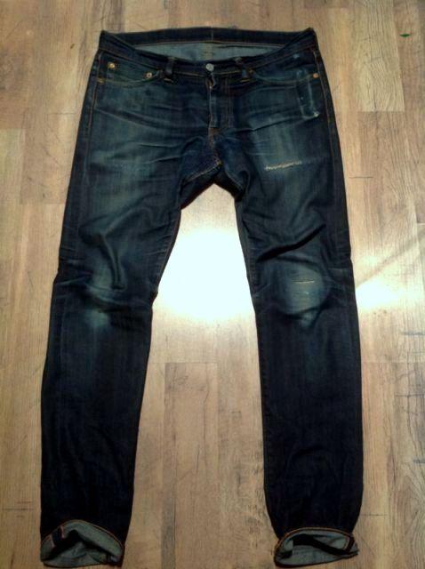 jeremy lieshout den haag levi's jeans denim 501 blue long john blog best of levi's jeans usa 510 selvedge 2 made of blue raw worn-out projects rigid selvage indigo jacob davis levi strauss amsterdam holland(10)