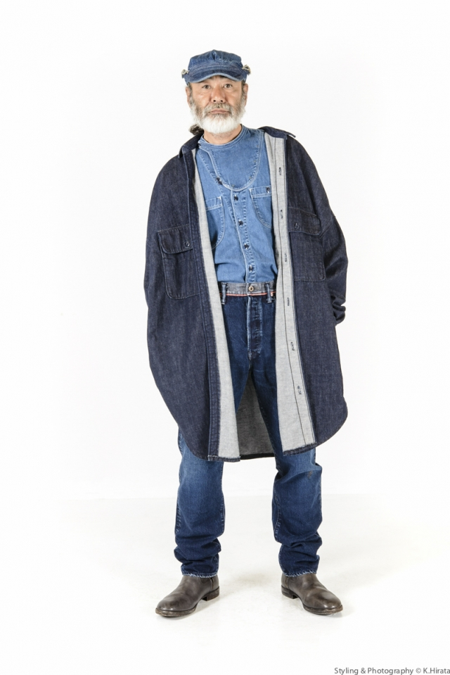 kapital japan clothing fashion long john blog fall winter 2016 jeans denim boro sashiko stitching new jacket jack pants men women (12)