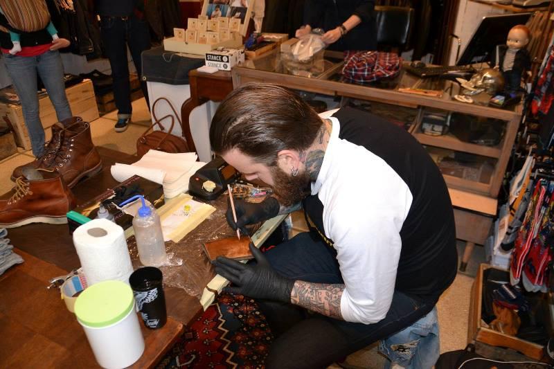 kings and queens kings & queens antwerp store shop belgium long john blog jeans denim boots eat dust red wing butts and shoulders bikers biker 2016 (8)
