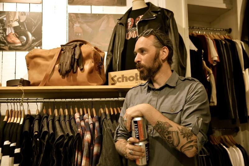 kings and queens kings & queens antwerp store shop belgium long john blog jeans denim boots eat dust red wing butts and shoulders bikers biker 2016 (9)