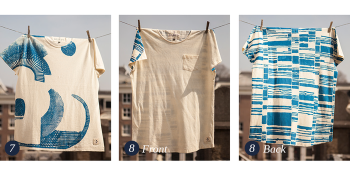 kurt kurt's amsterdam long john sebastian sebastiaan gerittsen hemp tshirts shirts t-shirts print printed indigo blue blauw handmade portugal made silk screen limited edition kickstarter 2015 (14)