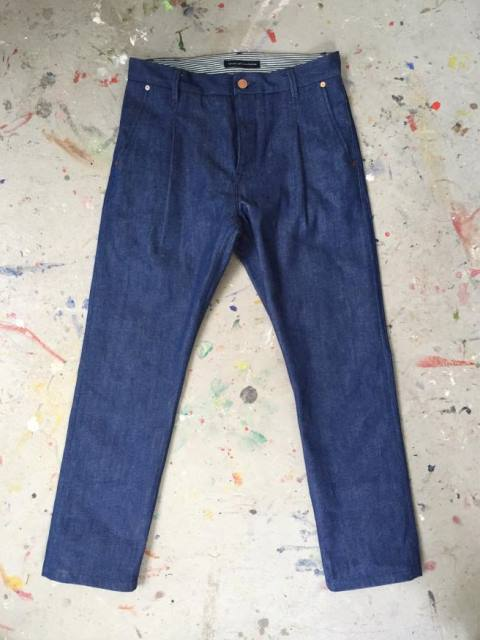 lebl denim jeans bespoke leon blok selvage selvedge handmade custom made rigid blue indigo unwashed raw limited edition special blue amsterdam nl holland jeanmaker (13)