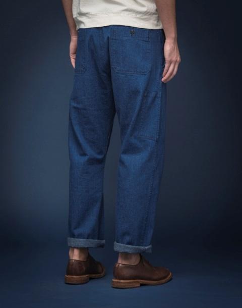 lee 101 jeans denim long john blog worker chino blue summer spring 2016 indigo dyed japan fabric leejeans (6)