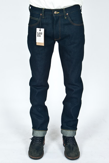 edaeb921 lee jeans 101 rider 19oz long john blog meadow sweden store shop denim  selvage selvedge blue