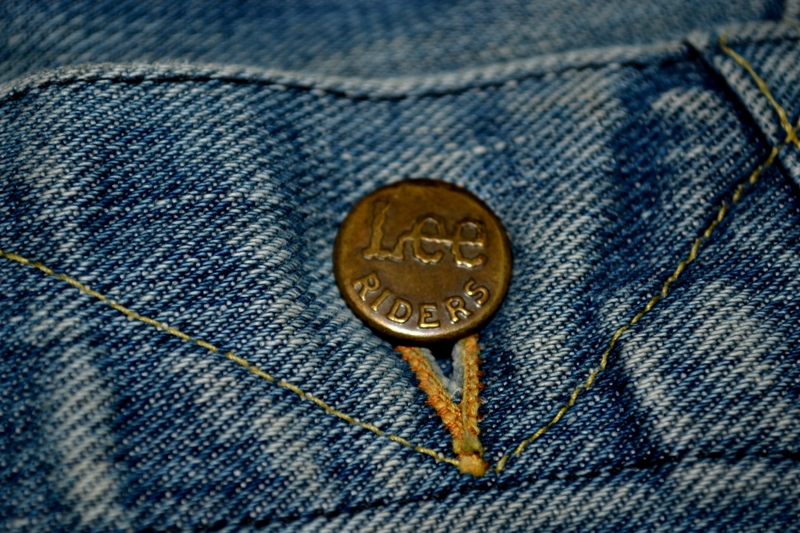 lee jeans vintage rider jack jacket long john blog blue rigid raw washed oud origineel original blue rigid raw selvage selvedge chainstich authentic usa blauw spijkerjas (1)
