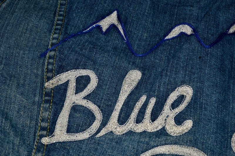 lee jeans vintage rider jack jacket long john blog blue rigid raw washed oud origineel original blue rigid raw selvage selvedge chainstich authentic usa blauw spijkerjas (4)