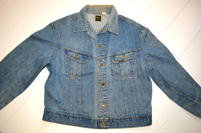 lee jeans vintage rider jack jacket long john blog blue rigid raw washed oud origineel original blue rigid raw selvage selvedge chainstich authentic usa blauw spijkerjas (8)