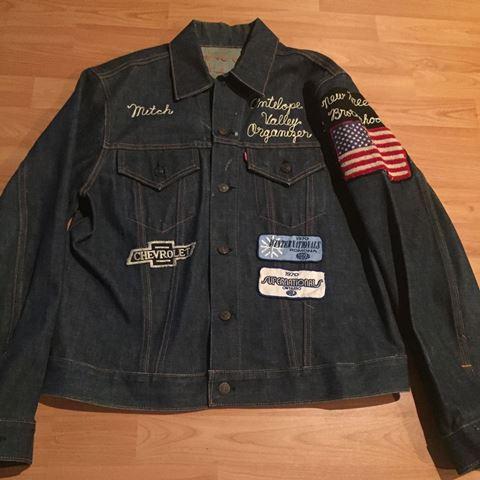 levis big e jacket blue indigo ebay long john blog  (7)