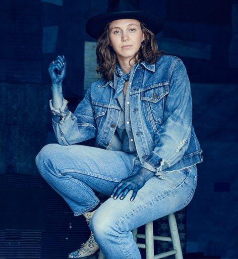 levis jeans denim long john blog we are 501 model fit blue indigo models usa 2016 campaign lookbook story  (5)