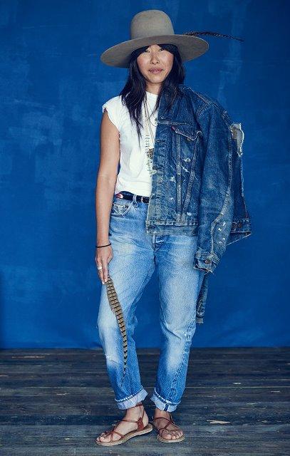 levis jeans denim long john blog we are 501 model fit blue indigo models usa 2016 campaign lookbook story  (6)