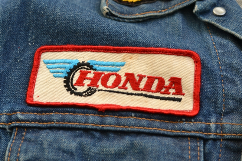 levis levi's jeans jack long john blog denim vintage biker clothing bikes motorcycles blue rigid custommade special honda usa american patched patches  (1)