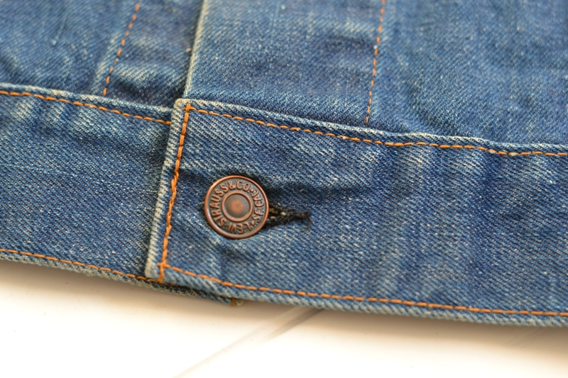 levis levi's jeans jack long john blog denim vintage biker clothing bikes motorcycles blue rigid custommade special honda usa american patched patches  (7)