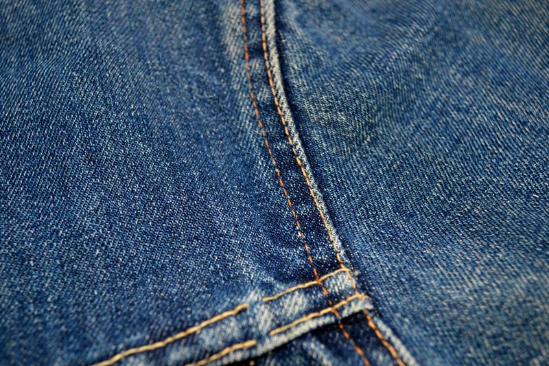 levis trucker jacket 557xx type 3 long john blog blue indigo denim jeans usa western 1962 worn out vintage original item clothing cowboys miners spijkerjas spijkerjack levi strauss (7)