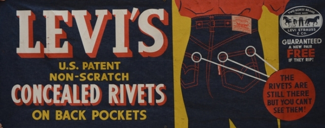 Levi S Vintage Clothing Presents Special Banner Items
