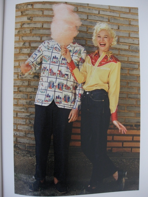 levi's vintage clothing lvc long john blog jeans denim usa vintage rigid raw blue spring summer 2014 lookbook amsterdam authentic american usa bill crosby big e orange tab shirt archives (16)