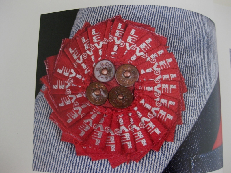 levi's vintage clothing lvc long john blog jeans denim usa vintage rigid raw blue spring summer 2014 lookbook amsterdam authentic american usa bill crosby big e orange tab shirt archives (21)