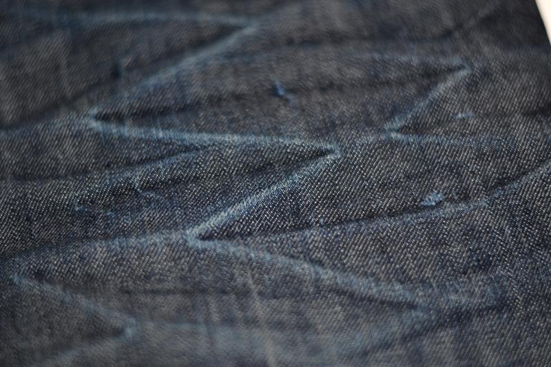 levis vintage clothing lvc long john blog rigid raw unwashed blue 14oz cone mills big e denim jeans usa worn-out (1)
