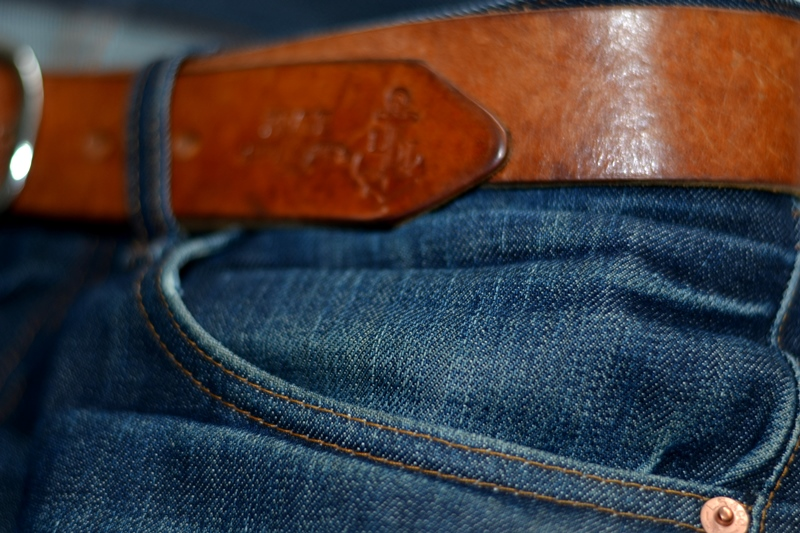 levis vintage clothing lvc long john blog rigid raw unwashed blue 14oz cone mills big e denim jeans usa worn-out (6)