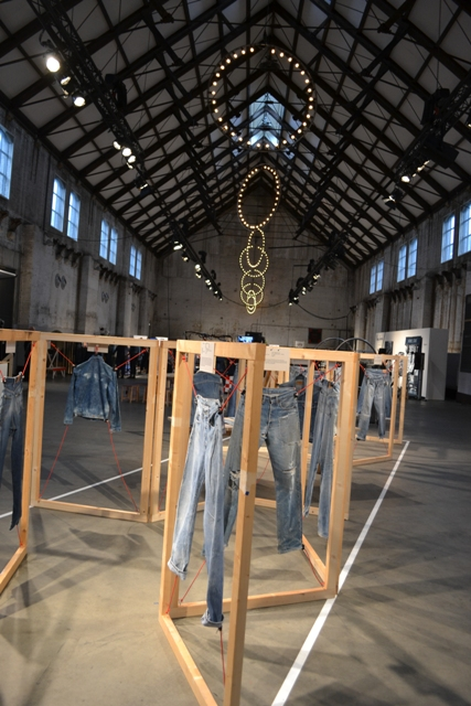 long john blog antonio di battista wouter munnichs amsterdam denim days 2014 jeans expo worn-out italy blue blanket selvage usa selvedge raw blueprint modefabriek kingpins fair show (10)