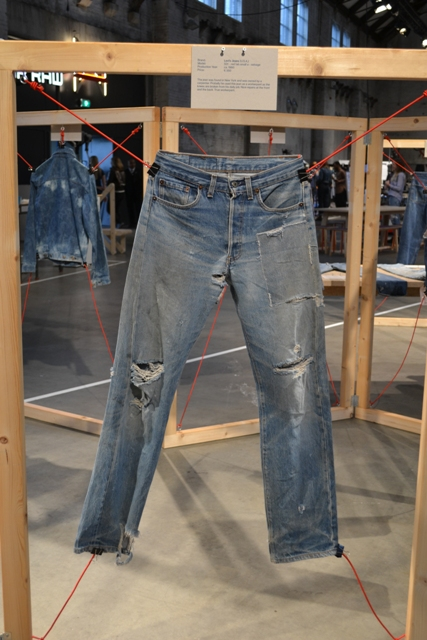 long john blog antonio di battista wouter munnichs amsterdam denim days 2014 jeans expo worn-out italy blue blanket selvage usa selvedge raw blueprint modefabriek kingpins fair show (11)