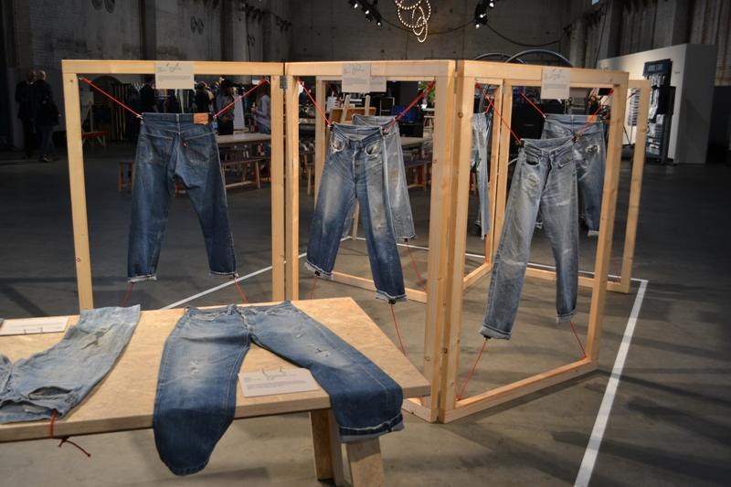 long john blog antonio di battista wouter munnichs amsterdam denim days 2014 jeans expo worn-out italy blue blanket selvage usa selvedge raw blueprint modefabriek kingpins fair show (14)