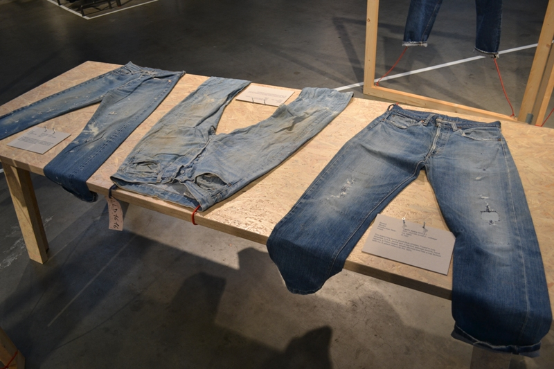 long john blog antonio di battista wouter munnichs amsterdam denim days 2014 jeans expo worn-out italy blue blanket selvage usa selvedge raw blueprint modefabriek kingpins fair show (15)