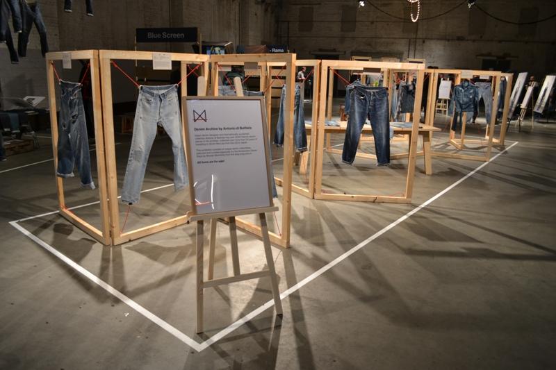 long john blog antonio di battista wouter munnichs amsterdam denim days 2014 jeans expo worn-out italy blue blanket selvage usa selvedge raw blueprint modefabriek kingpins fair show (2)