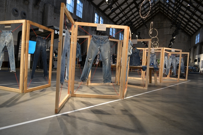 long john blog antonio di battista wouter munnichs amsterdam denim days 2014 jeans expo worn-out italy blue blanket selvage usa selvedge raw blueprint modefabriek kingpins fair show (6)