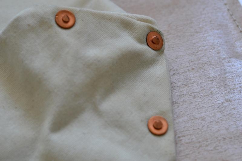 lvid utrecht holland long john blog bag totebag shopper canvas deadstock handmade handgemaakt leather strap rivet rivets nails (7)