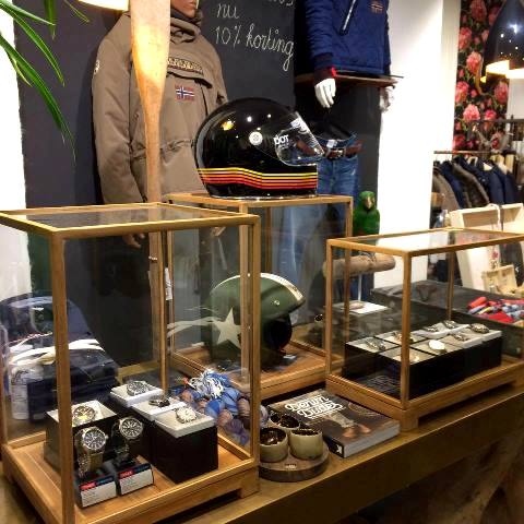 m-perception maastricht denim day butts and shoulders boots footwear handmade goodyear welted event retail shop winkel menswear jeans denim clothing koi butcher of blue bikes beer 2016(5)