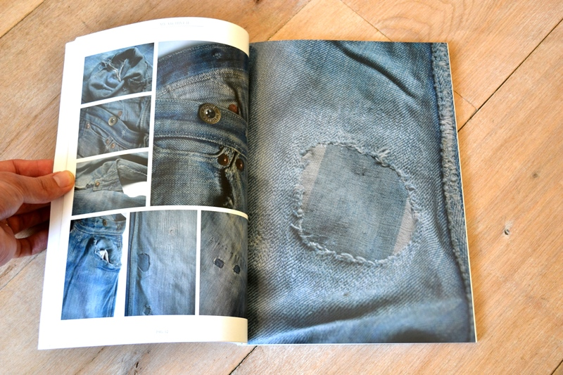 my archive 2 antonio di battista long john blog book crackers magazine italy denim boulevard jeans denim workwear vintage deadstock publication rare selvage selvedge miners cowboys rags pieces blue indigo usa (77)