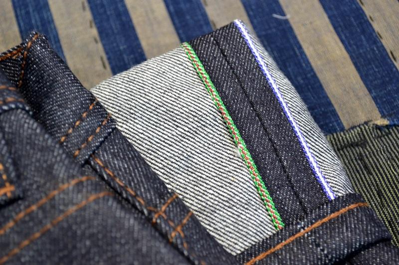 naked and famous long john blog jeans denim blue indigo seek fair berlin 2016 selvage selvedge limited edition japan canada risa  (10)