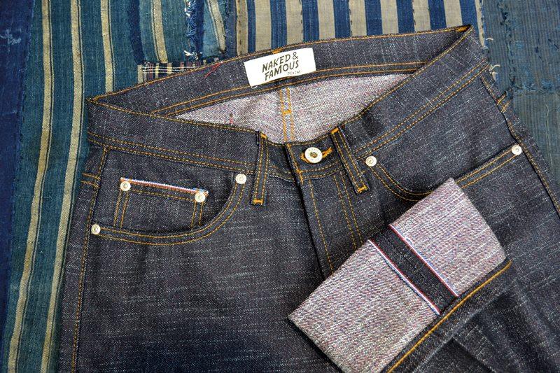 naked and famous long john blog jeans denim blue indigo seek fair berlin 2016 selvage selvedge limited edition japan canada risa  (5)