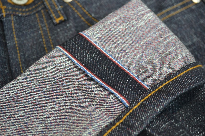 naked and famous long john blog jeans denim blue indigo seek fair berlin 2016 selvage selvedge limited edition japan canada risa  (6)