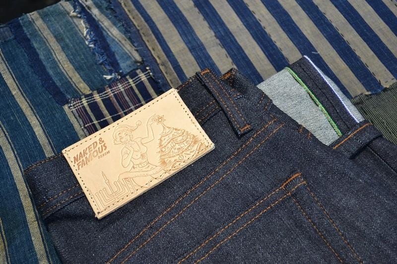 naked and famous long john blog jeans denim blue indigo seek fair berlin 2016 selvage selvedge limited edition japan canada risa  (8)