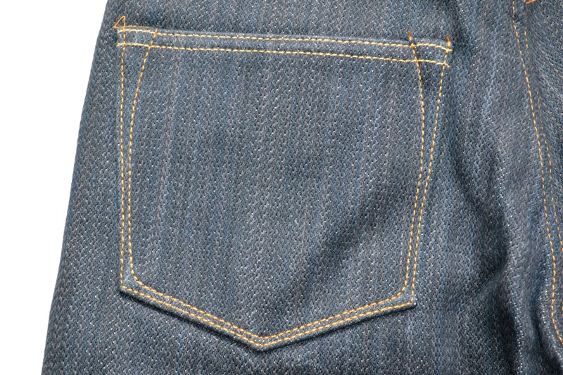 nobrandedon aryan pandaam raafi long john blog handwoven handspun natural indigo jeans denim broken twill redline selvage indonesia limited edition sashiko patch handmade (1)