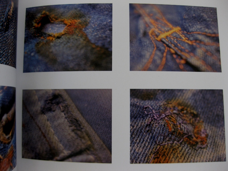 piero turk long john blog details book a life with denim italy jeans denim selvage buttons fabric close-up blue worn-out tear designer consultant manic monkeys (11)