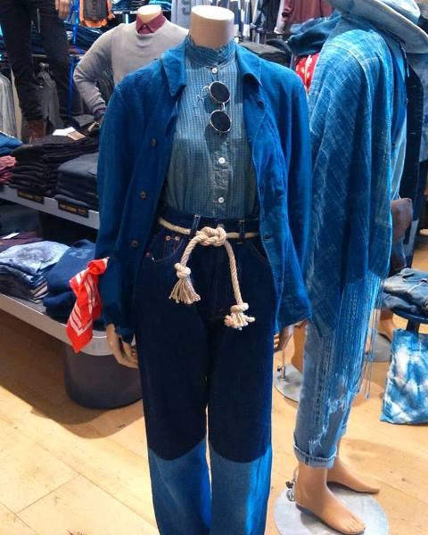 rambam denim days long john blog jeans indigo event store winkel retail fair evenement eindhoven holland nederland facing west spijkerbrij re-use workwear spijkerbroeken blue blauw (1)