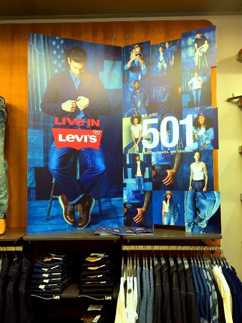 rambam store long john blog jeans denim spijkerbroeken winkel retail event levi's levi strauss 501 fit model 2016 denimevent  (6)