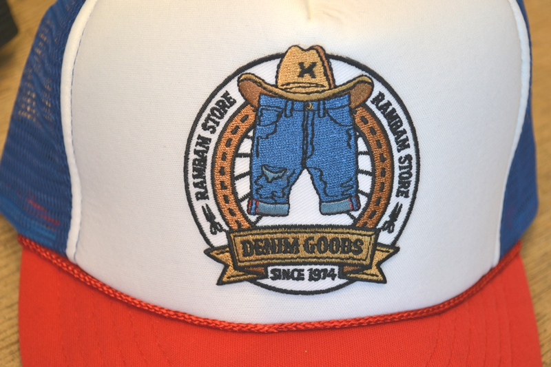 rambam store shop eindhoven holland long john blog jeans spijkerbroeken winkel stad city authentic since 1974 trucker cap 2015 limited edition give a way display pet  (6)