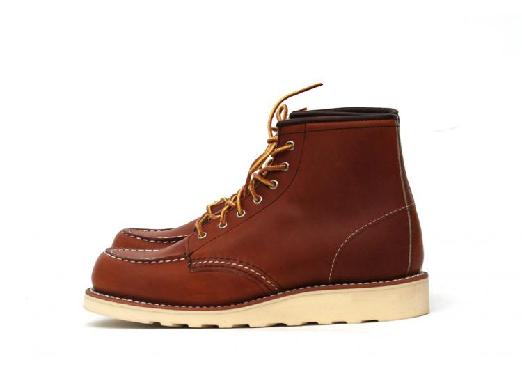 red wing women ladies long john blog goodyear welted leather biker moc toe iron ranger natural vegetable tanned leather usa handmade history  (11)