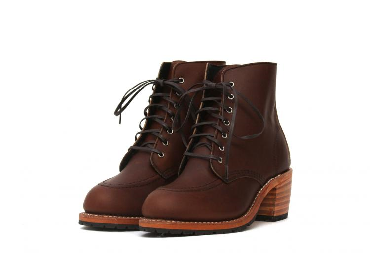 red wing women ladies long john blog goodyear welted leather biker moc toe iron ranger natural vegetable tanned leather usa handmade history  (8)