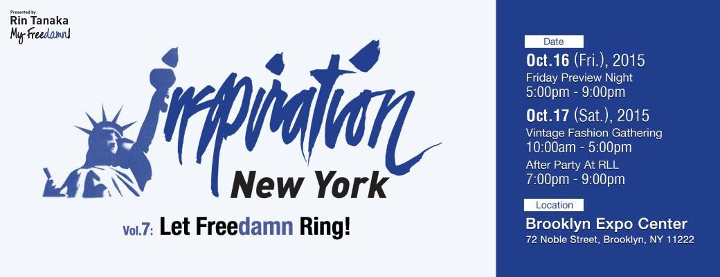 rin tanaka inspiration new york 2015 event long john blog clothing vintage photo gear fair