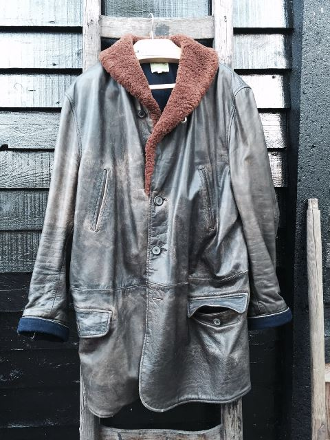 ronald vijsma vintage long john blog denim jeans meet the collector authentic workwear miners clothing lvc levis vintage clothing usa american the netherlands shoes footwear boots rings mexican rings rr (68)