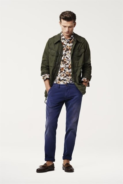 roy rogers roy roger's long john blog clothing italy guido biondi jeans denim authentic italian made summer spring 2015 shorts shirts tshirts jack jacket blue  (2)