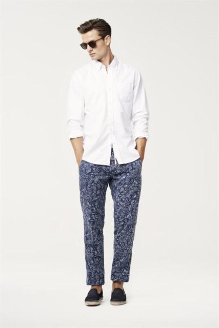 roy rogers roy roger's long john blog clothing italy guido biondi jeans denim authentic italian made summer spring 2015 shorts shirts tshirts jack jacket blue  (3)
